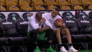 Chicago Bulls at Boston Celtics - April 16, 2017