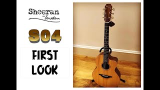 Sheeran by Lowden S04 Guitar First Look Review