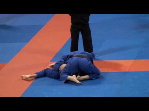 Roger Gracie x R. Lovato Jr. World Championship 2009 Open Weight