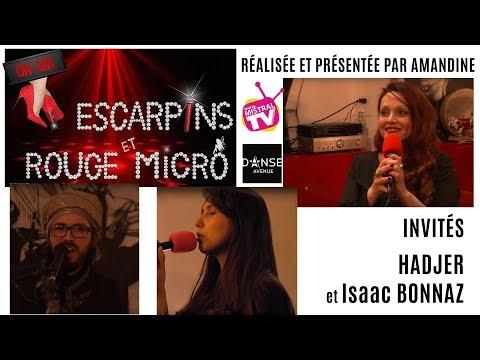 Escarpins & Rouge Micro Hadjer & Issaac BONNAZ