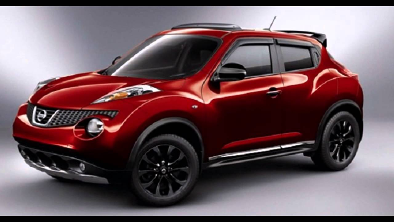 2016 Nissan Juke >> 2016 Nissan Juke Cayenne Red - YouTube