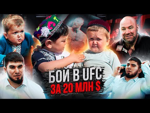 Бой Хасбуллы и Абдурозика в UFC за 20 млн$ (eng Subs)