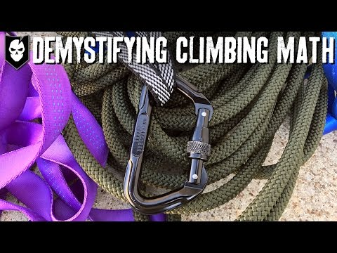 Demystifying Climbing Math and Avoiding the Death Triangle