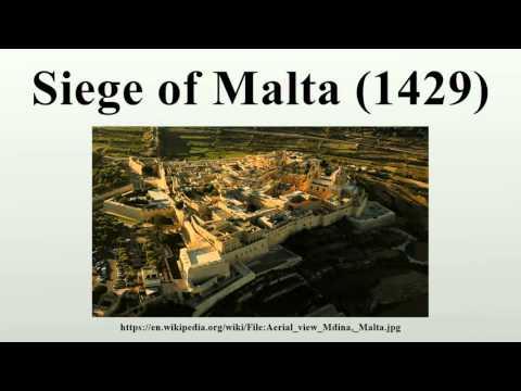 Siege of Malta (1429)