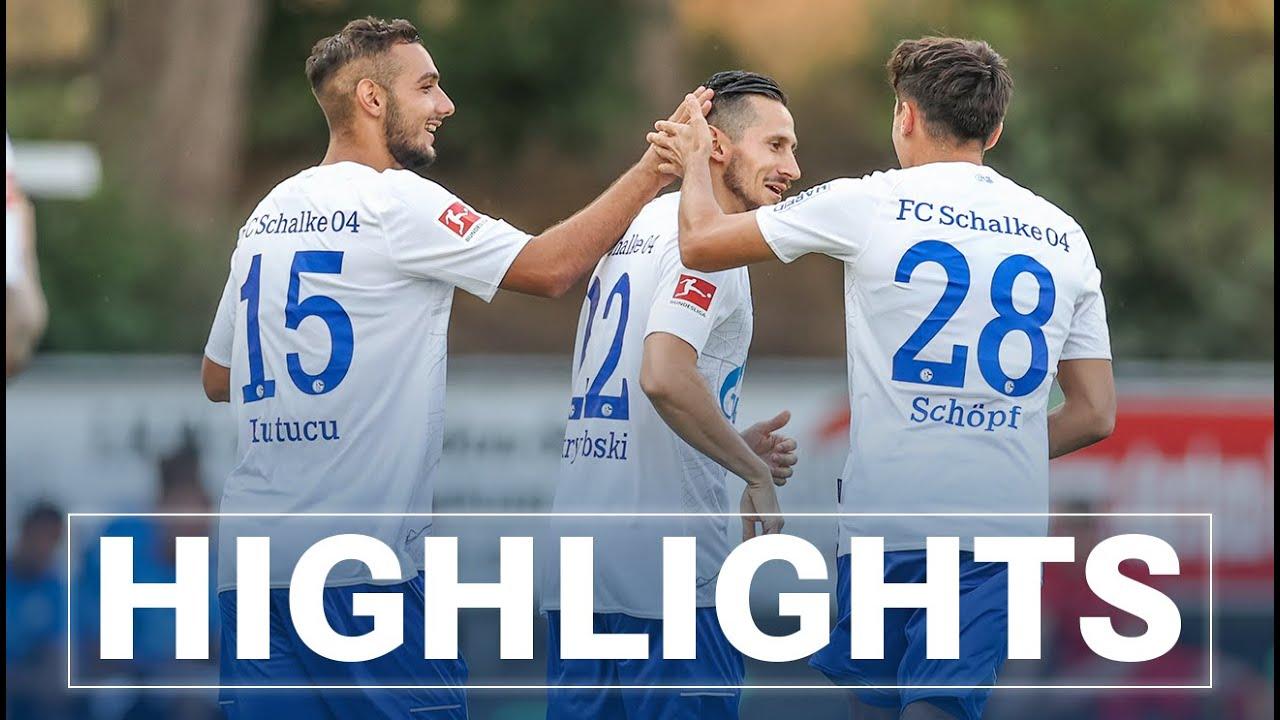 HIGHLIGHTS | FC Schalke 04 - VfL Osnabrück
