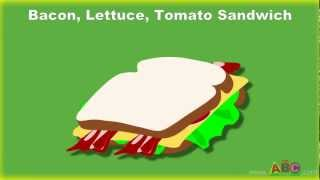 Silly Sandwich Song - Abc Gang Original