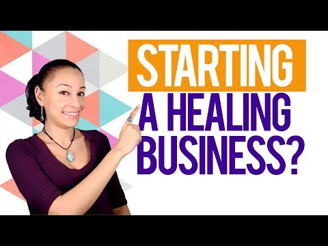 Spiritual Business Tips | Steps to Start Your Healing Business