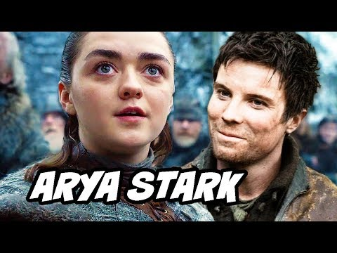 Game Of Thrones Season 8 Arya Gendry Scene Explained and New Weapon Breakdown