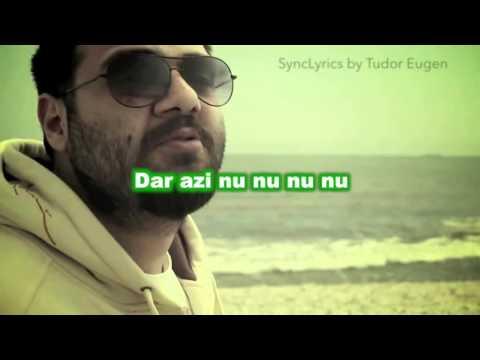 Azi NU - Grasu XXL & Guess Who - Karaoke / Instrumental centered Lyrics