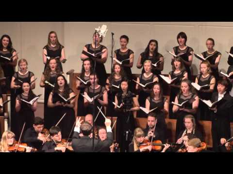 Messiah - George Frideric Handel | Wheaton College Concert Choir & Chamber Orchestra (4/8/2016)