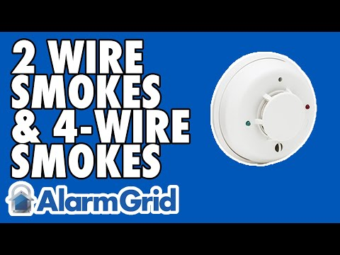 Deciding Whether To Use 2 Wire Or 4 Wire Smoke Detectors Youtube
