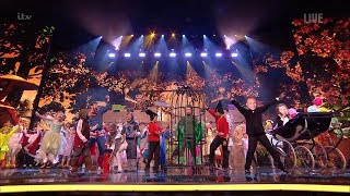 Britain's Got Talent 2019 Live Semi-Finals Night 1 Flakefleet Primary School Choir Full Clip S13E09
