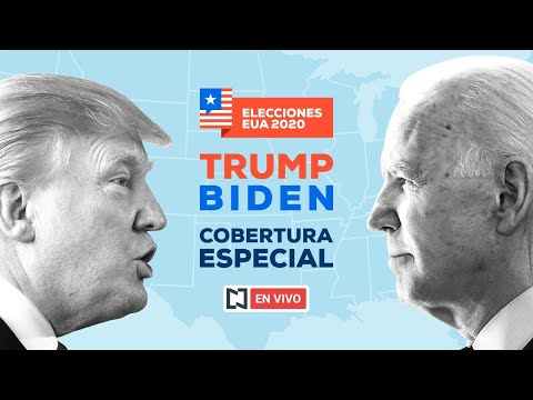 Cobertura en vivo: Resultados de las elecciones en Estados Unidos 2020