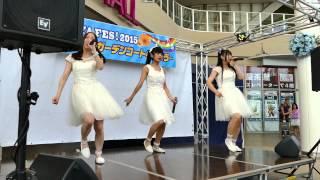 えびすばし☆プリンセス @ イオンモール名古屋茶屋 2部ステージの様子を...