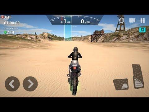 Ultimate Motorcycle Simulator - Motor Bike Racing Game - Android Gameplay Video #2