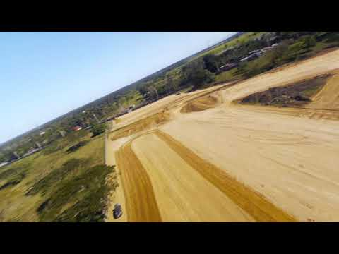 Фото Construction site FPV: 7 Incher Quad Second Flight