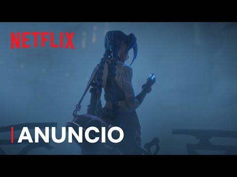 Arcane | Anuncio oficial | Netflix