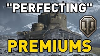 'Perfecting' Preferential Premiums in World of Tanks