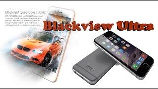 Полный Обзор Смартфона Blackview Ultra Новинка 2015 года.