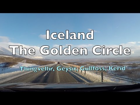 Iceland - The Golden Circle In 6 Minutes