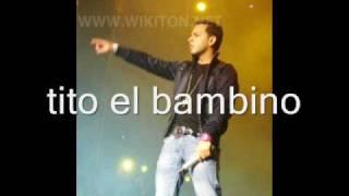 MI CAMA HUELE A TI TITO EL BMBINO VIDEO OFICIAL FULL HD