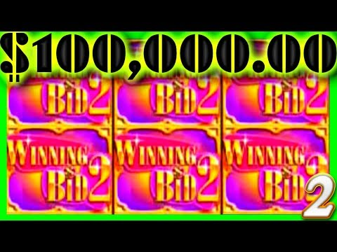 $100,000.00 In SLOT MACHINE WINS! 1/2 JACKPOT Wins 2 SDGuy1234 - 동영상