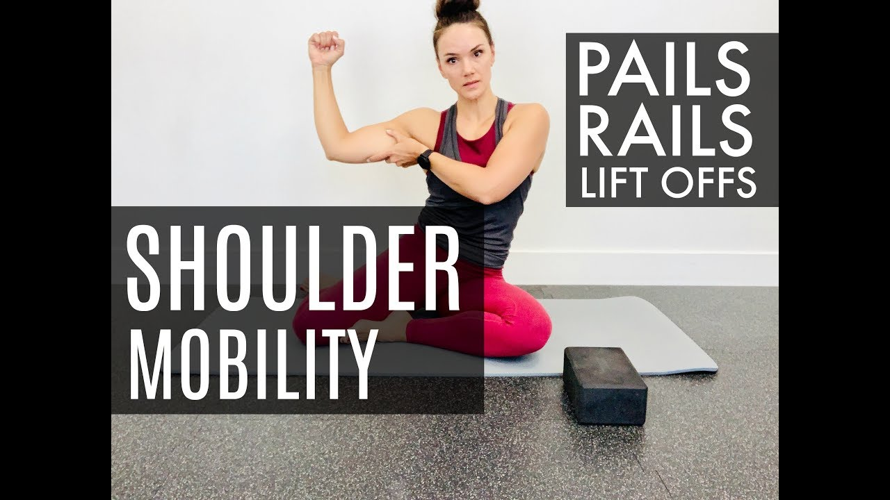 Functional Range Conditioning - Shoulder External Rotation - PAILS/RAILS and lift offs