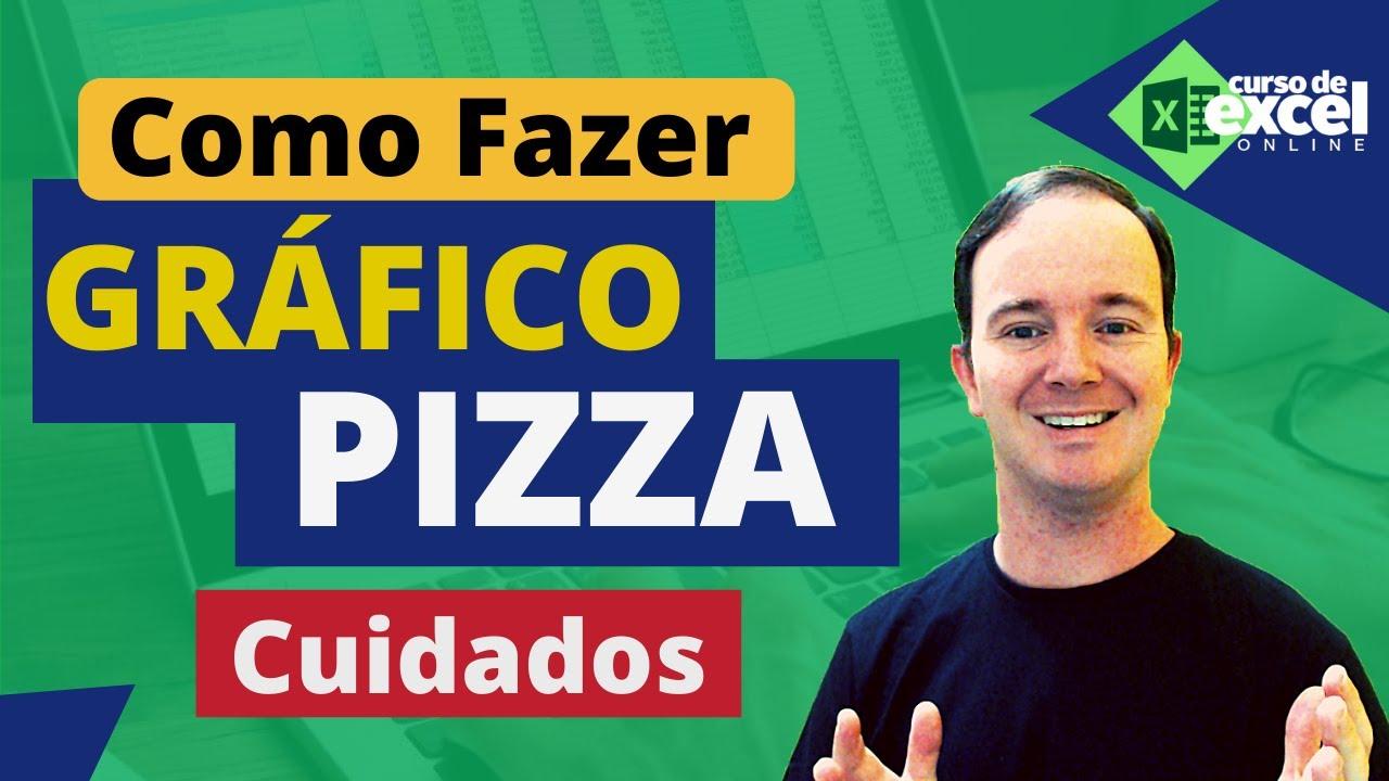 Gráfico de Pizza   Como Fazer Gráfico de Pizza e seus cuidados