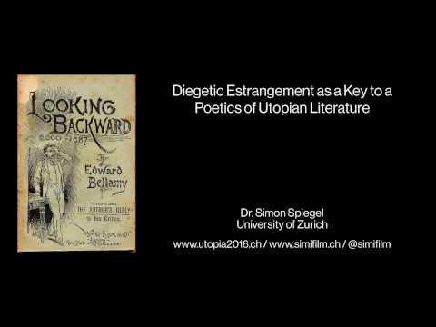 Diegetec Estrangement as a Key to a Poetics of Utopian Literature
