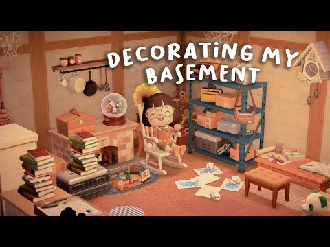 i just uploaded a video decorating my basement i wanted it to be a storage / utility room and i love how it turned out! please...