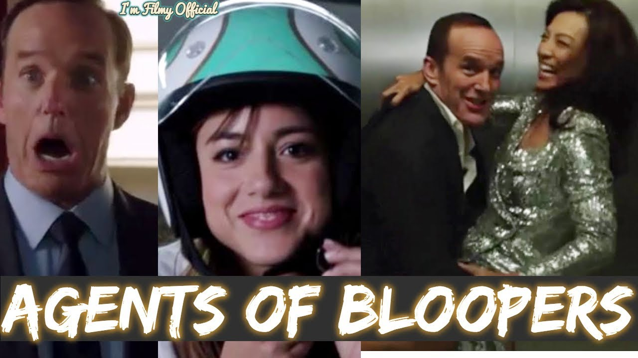 Download Marvel Agents of Shield Hilarious Bloopers & Gag Reel - All Seasons Compilation - 2017