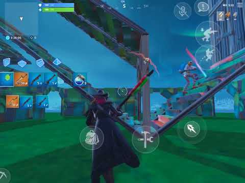 Fortnite Mobile Creative 1v1