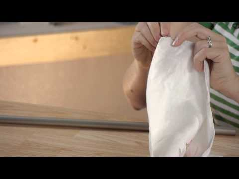 How to Make Drapery With Clips : No-Sew Crafts