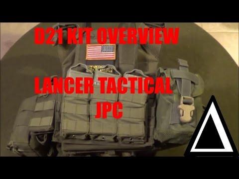 Download D21(Badluck)'s Kit Overview [Lancer Tactical JPC]