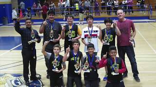 2018 Cerritos Hoosiers Youth Basketball Highlights