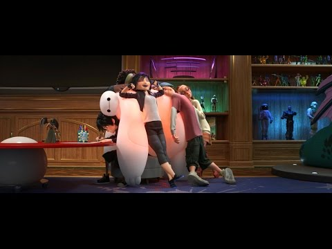 Disney's Big Hero 6 - Official US Trailer 2