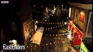 Nick's railway bridge fall part 2 - EastEnders - BBC