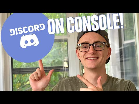 DISCORD WITH ANY CONSOLE - Cross Platform Party Chat - Hear BOTH PC AND Console - Discord Console