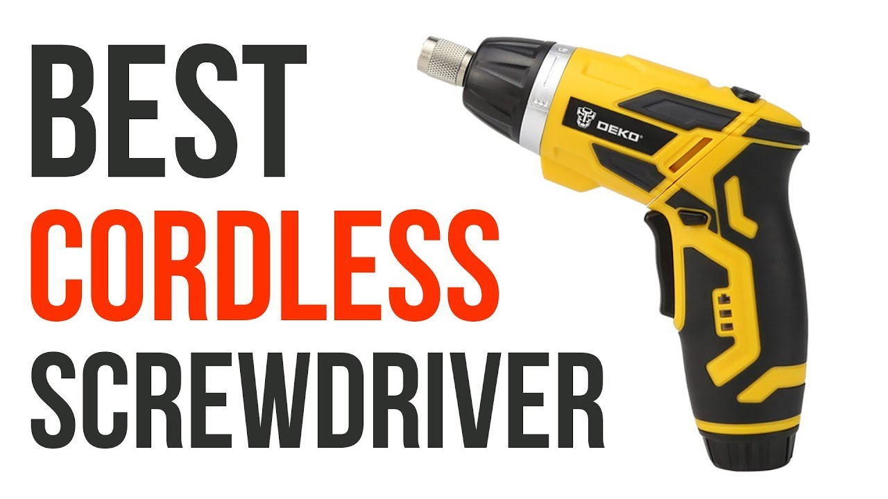 Cordless screwdriver: views, a review of the best models, tips on choosing 30