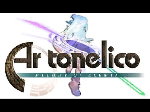 [Let's Trad] Ar Tonelico episode 1: Melody of Elemia