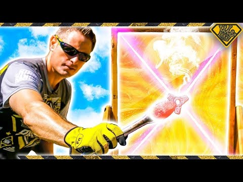 Thumbnail: Mad Science: MELTING Metal with Sunlight