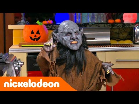 I Thunderman | Caramella di Halloween 🍬 | Nickelodeon Italia