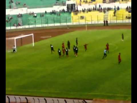 Persiba Bantul vs Persijap Jepara 6 0   Tendangan Bebas BUSARI GOALLL!!