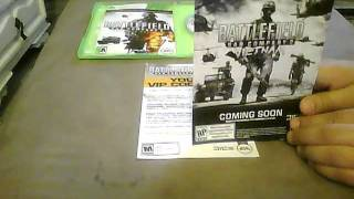 Battlefield Bad Company 2 Ultimate Edition unboxing