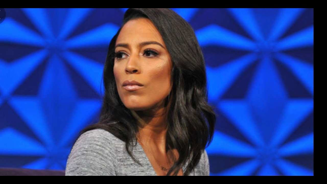 Warm butter biscuit Angela Rye defends Joe Biden , but SLAMS Farrakhan! - Vicki Dillard