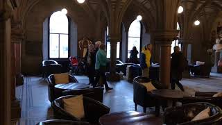 Manchester town hall 2018