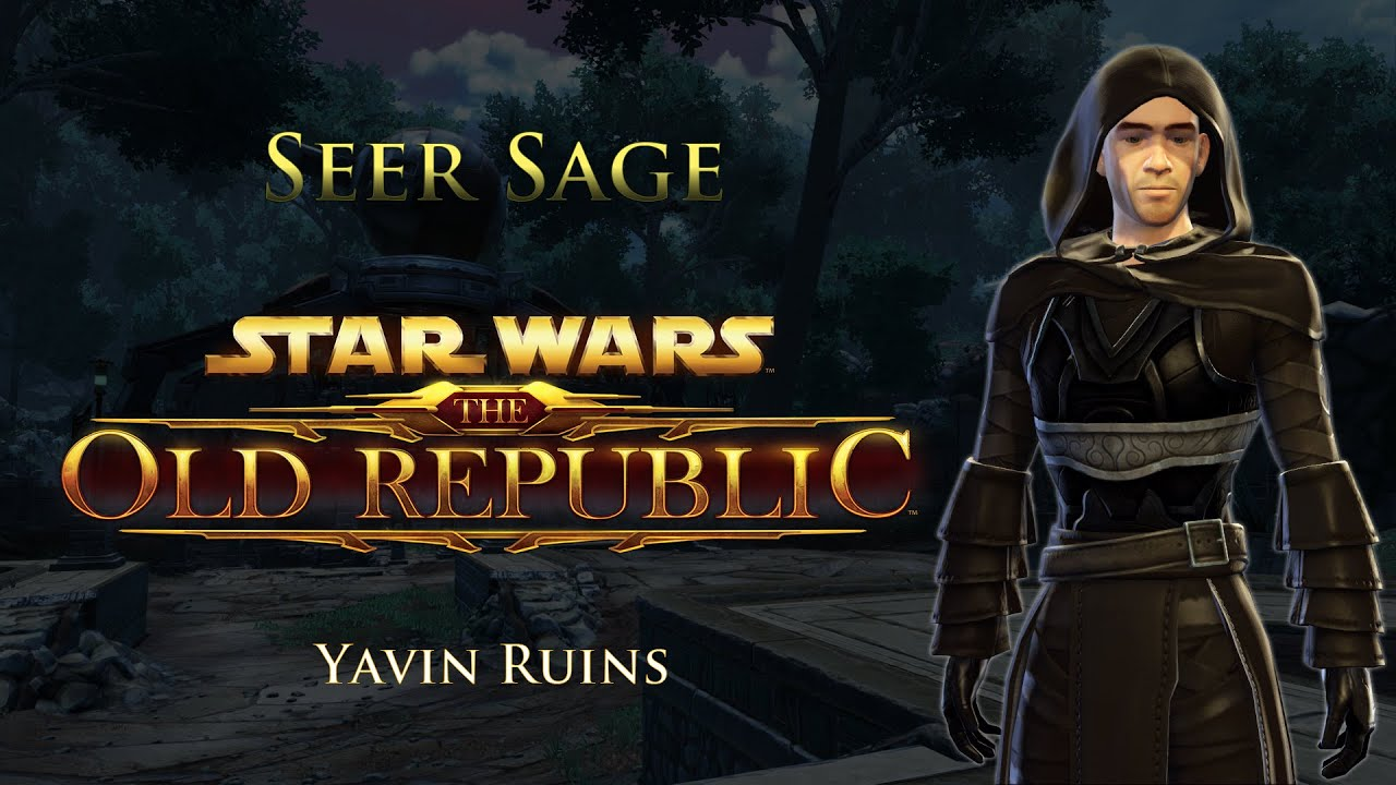 Swtor Pvp 6 1 Seer Sage Yavin Ruins Mar 18 2020 Youtube