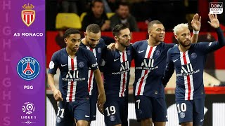 AS Monaco 1-4 PSG - HIGHLIGHTS & GOALS - 1/15/2020