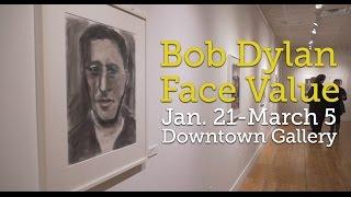 Bob Dylan's Artwork Being Shown at Kent State