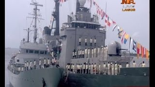 Commissioning of Four Nigerian Navy Warships By President Jonathan